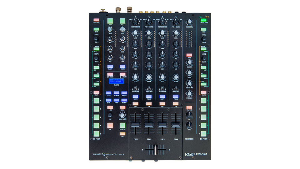Rane 72 Compatible With Scratch Live