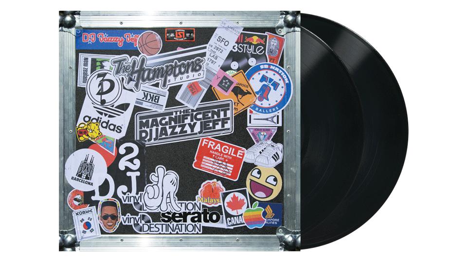 DJ Jazzy Jeff Vinyl