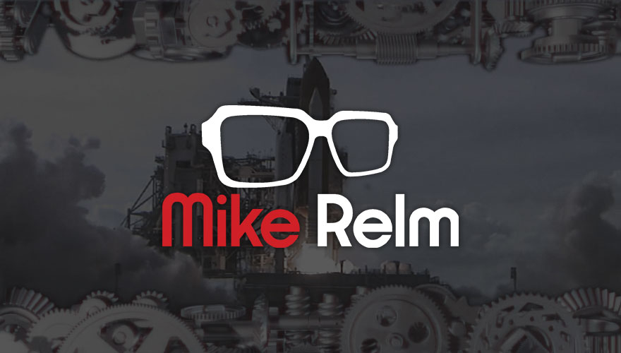 Mike Relm visuals