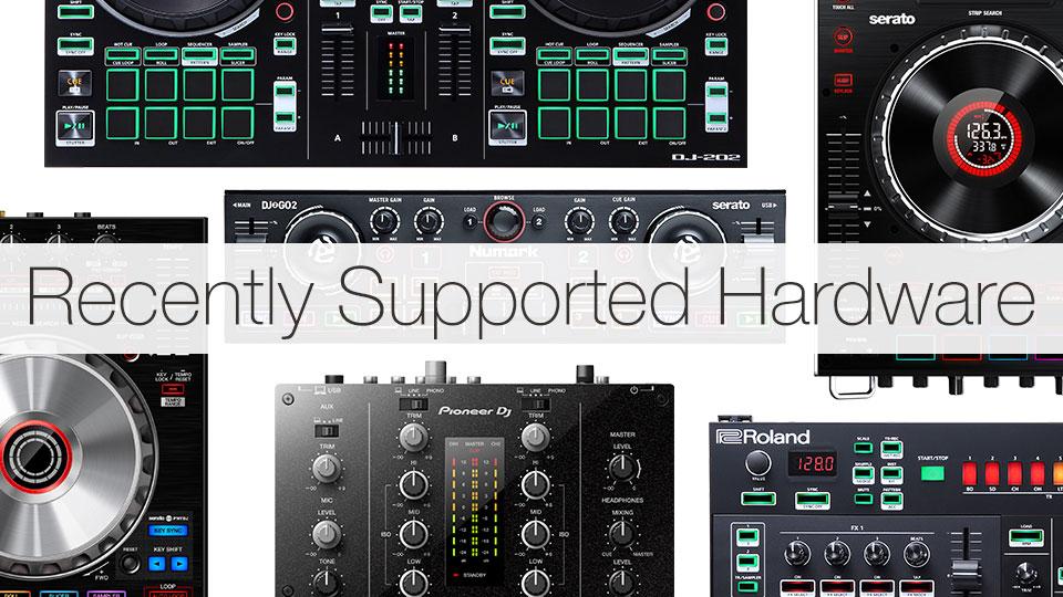 Pioneer hardware support