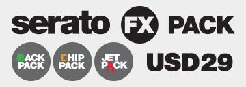 Serato FX Pack