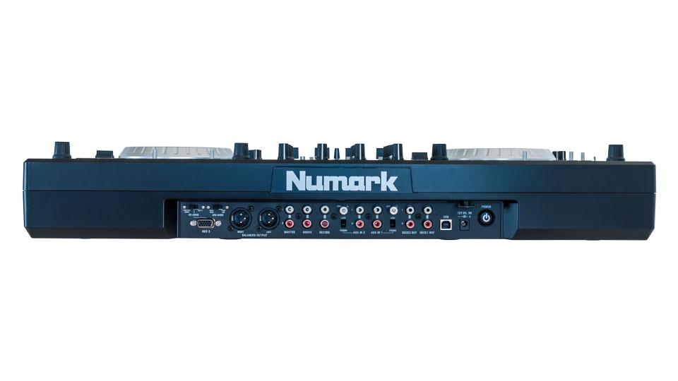 Numark MixDeckQuad