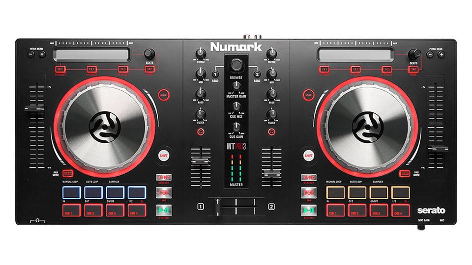 Numark MixtrackPro3