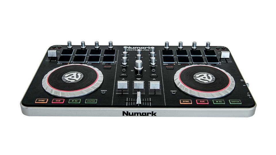 numark mixtrack pro ii serato compatible dj hardware serato com numark mixtrack pro ii