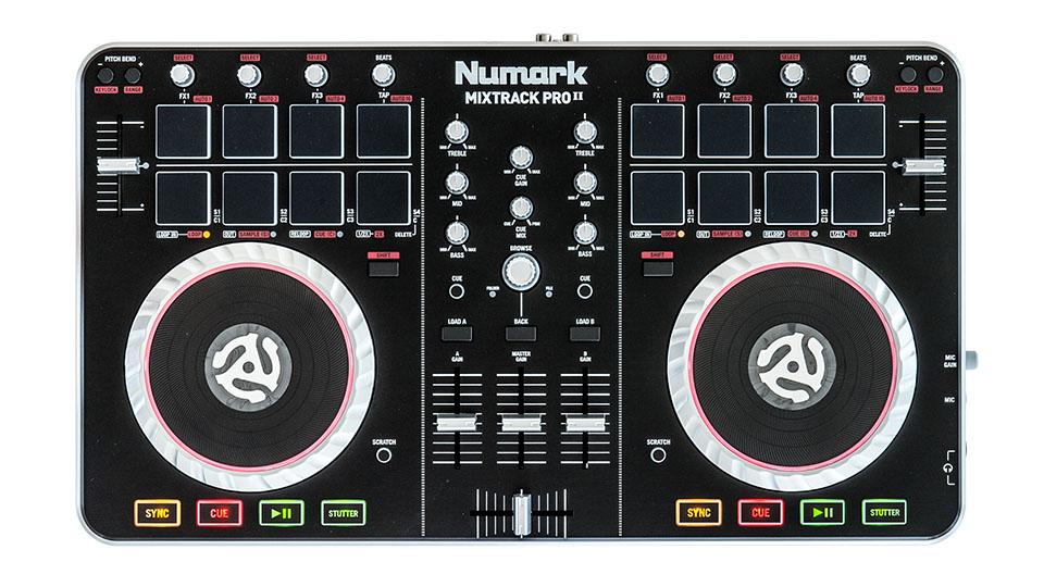 Numark MixtrackProII