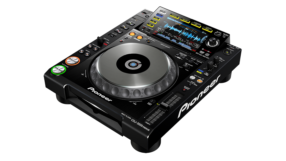 how to connect cdj 2000 nexus to serato dj