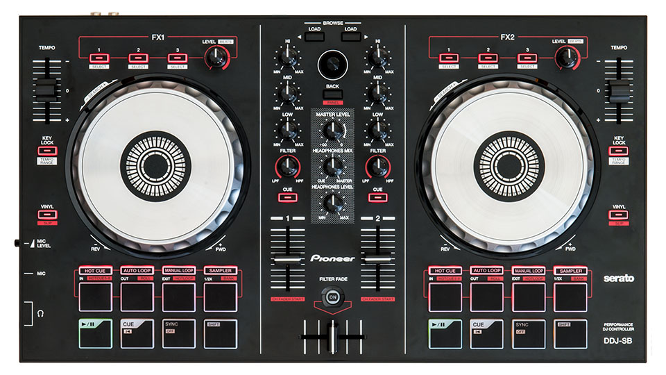 Pioneer DJ DDJ‑SB