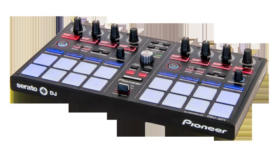 Pioneer ddj sp1 serato compatible dj hardware serato com