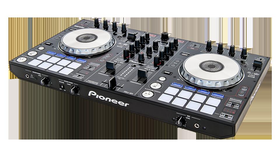 Pioneer Ddj‑sr Serato Compatible Dj Hardware Serato Com