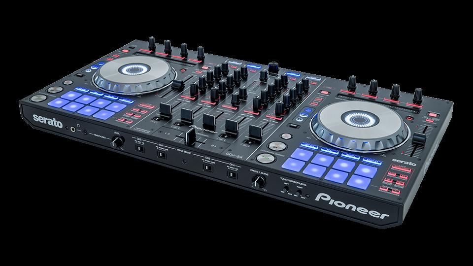 Pioneer ddj sx serato compatible dj hardware serato com