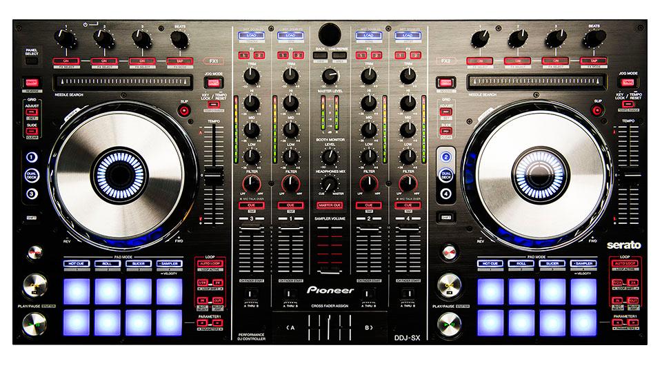 Best Pro dj controller DDJ SZ