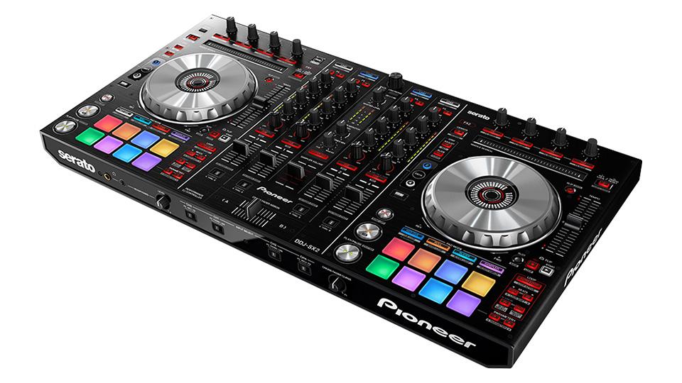 Pioneer DJ DDJ‑SX2
