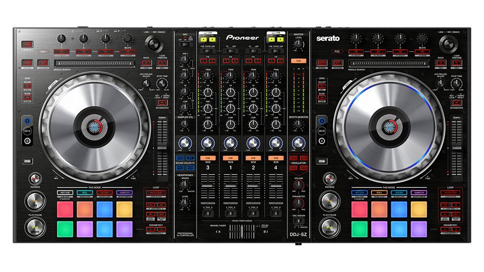 Pioneer DJ DDJ‑SZ