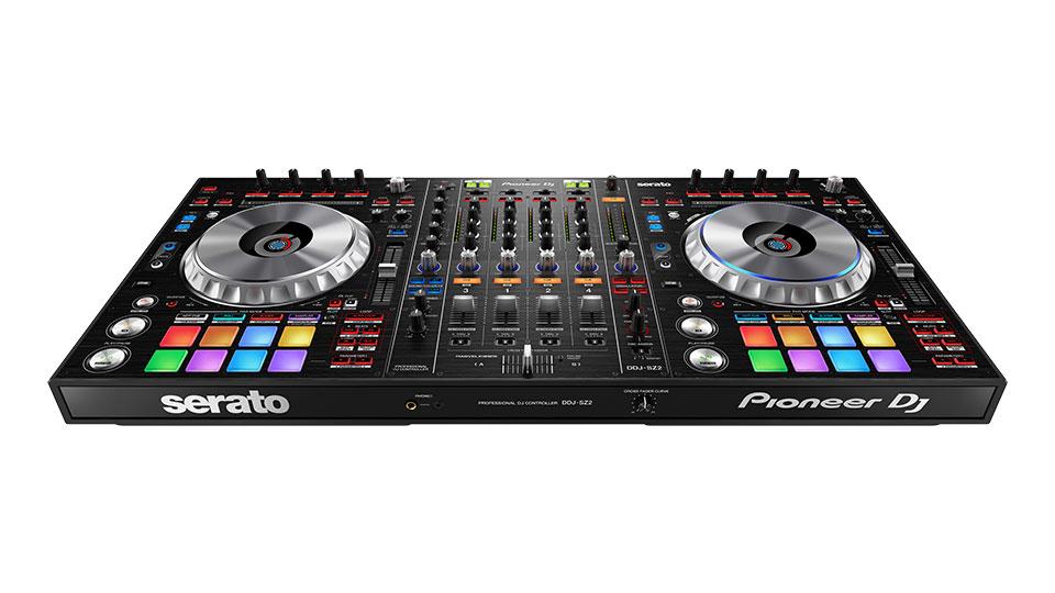 Pioneer DJ DDJ‑SZ2