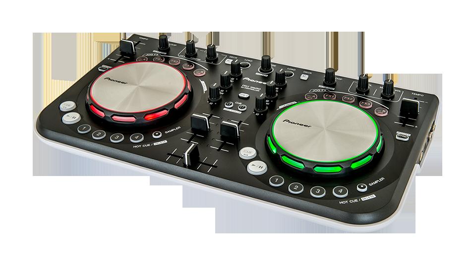 PIONEER DDJ WEGO SERATO DJ INTRO