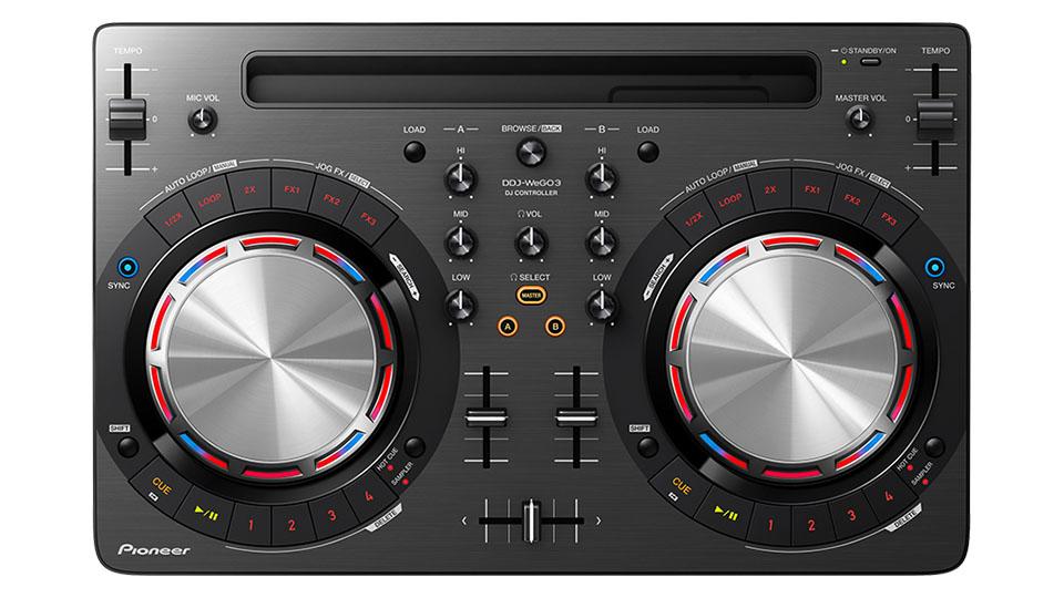 Pioneer DJ DDJ‑WeGO3