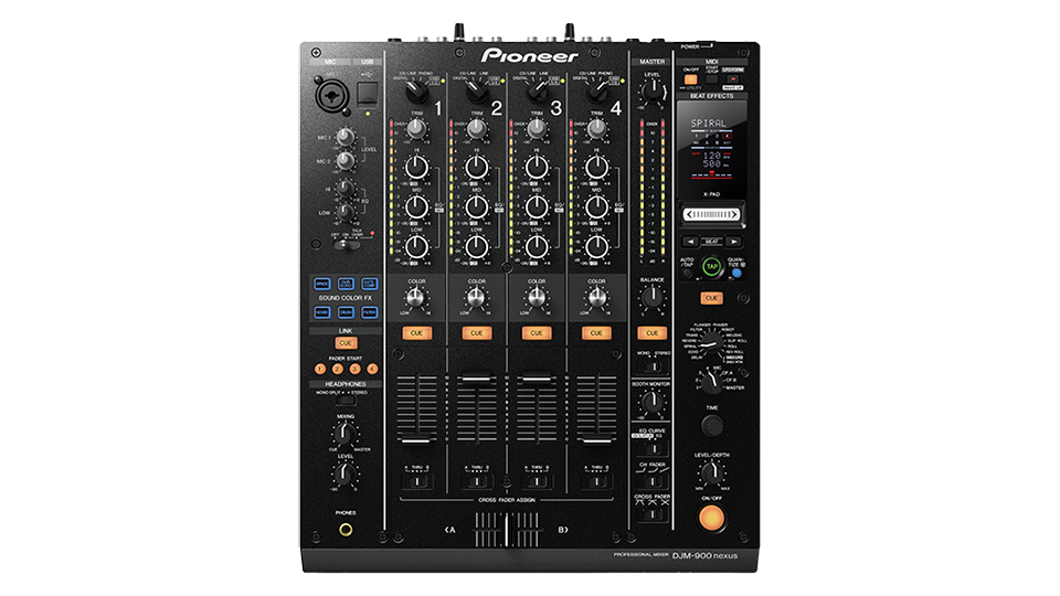Pioneer DJ DJM-900NXS