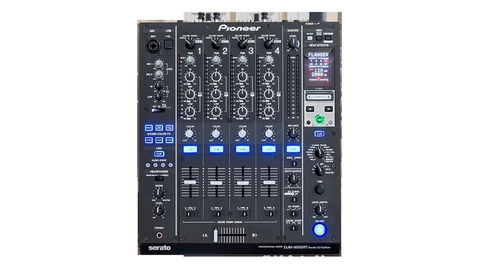 Pioneer Djm 900srt Serato Compatible Dj Hardware