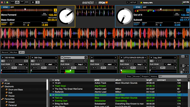 serato itch rh serato com Itch Serato Forum Serato Itch Windows 7