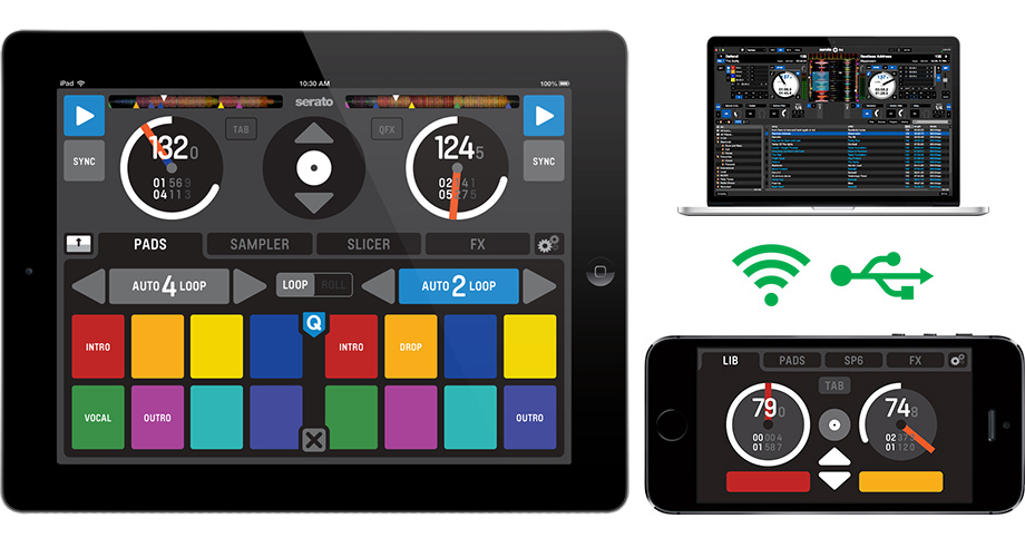 serato scratch live software