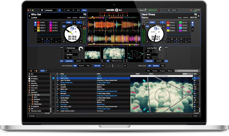 Serato Dj For Vinyl Cdjs Amp Dj Controllers Serato Com