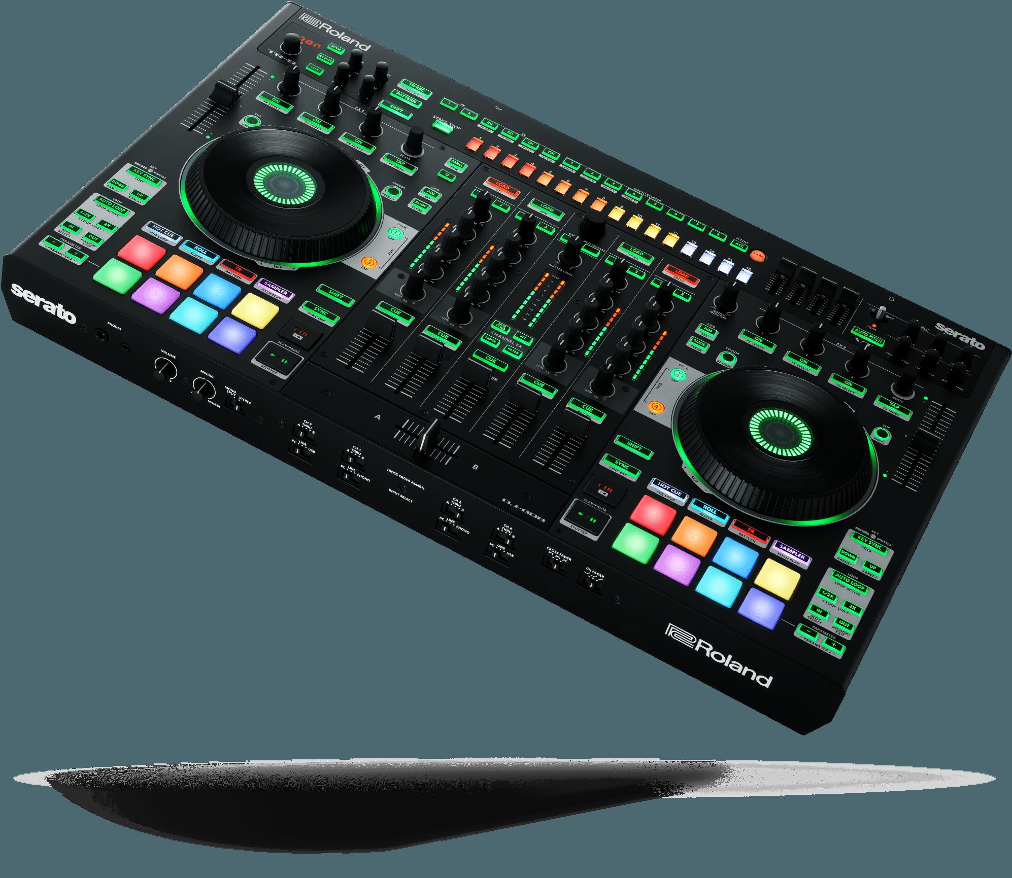Serato DJ Pro and the Roland DJ-808 | Serato.com