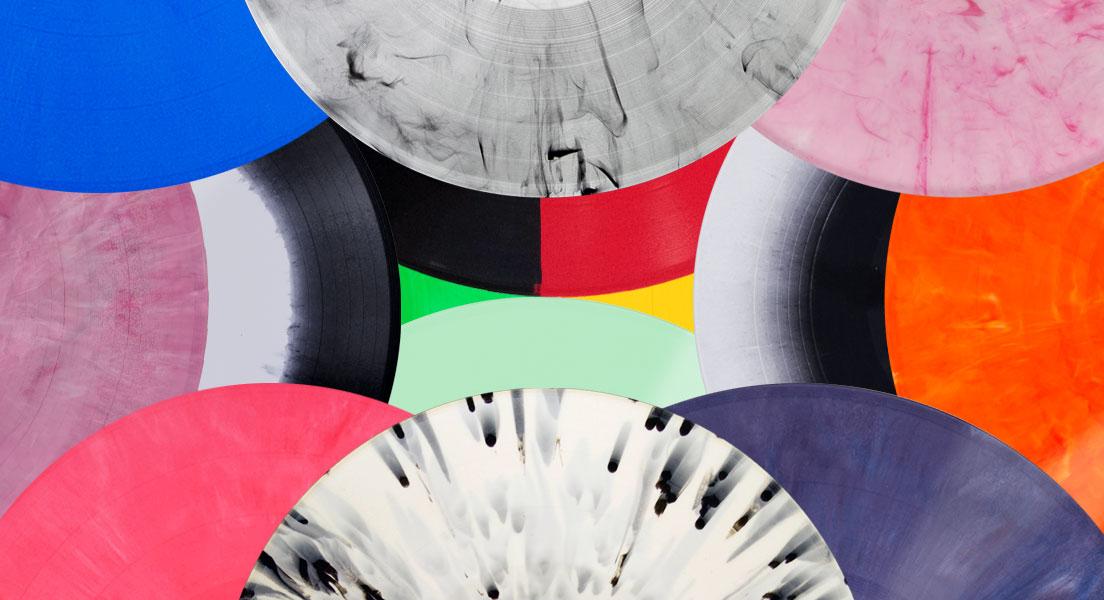 Vinyl for DVS Control