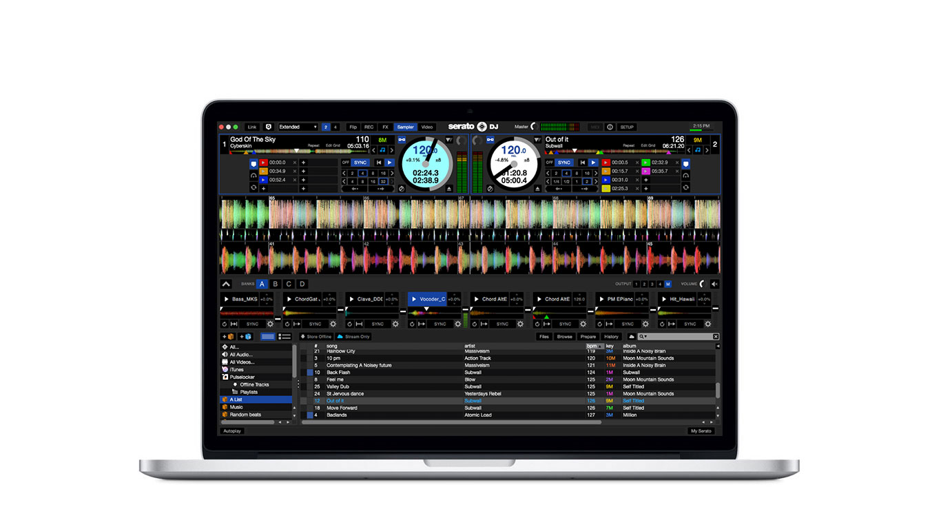 Serato DJ 1.9 Software