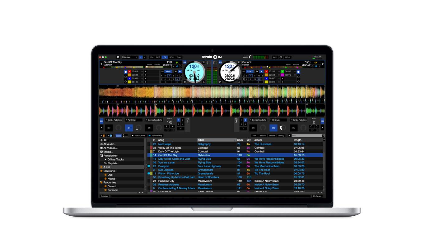 Serato DJ 1.9 Software