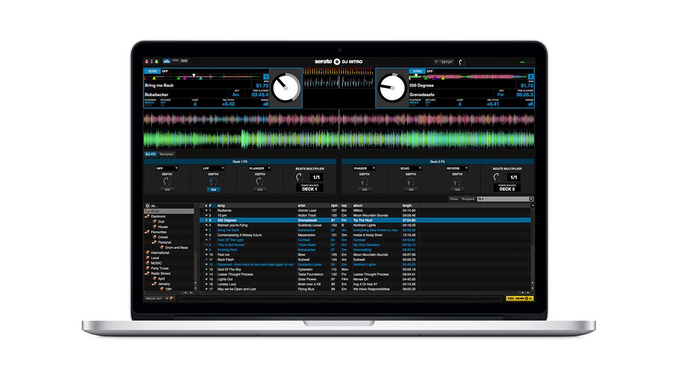 Serato DJ Intro 1.2.7