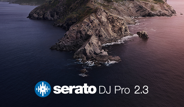 New update for Serato DJ Pro