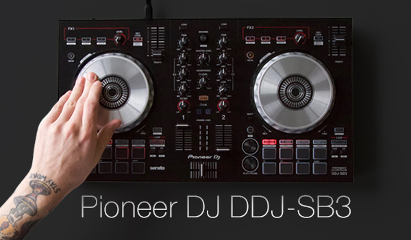 Pioneer DJ DDJ-SB3 now supported
