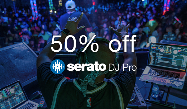 Serato DJ Pro promotion