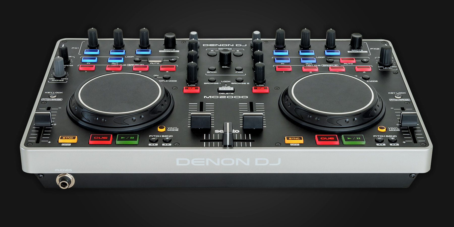 DENON DJ MC2000 ASIO TREIBER WINDOWS 8
