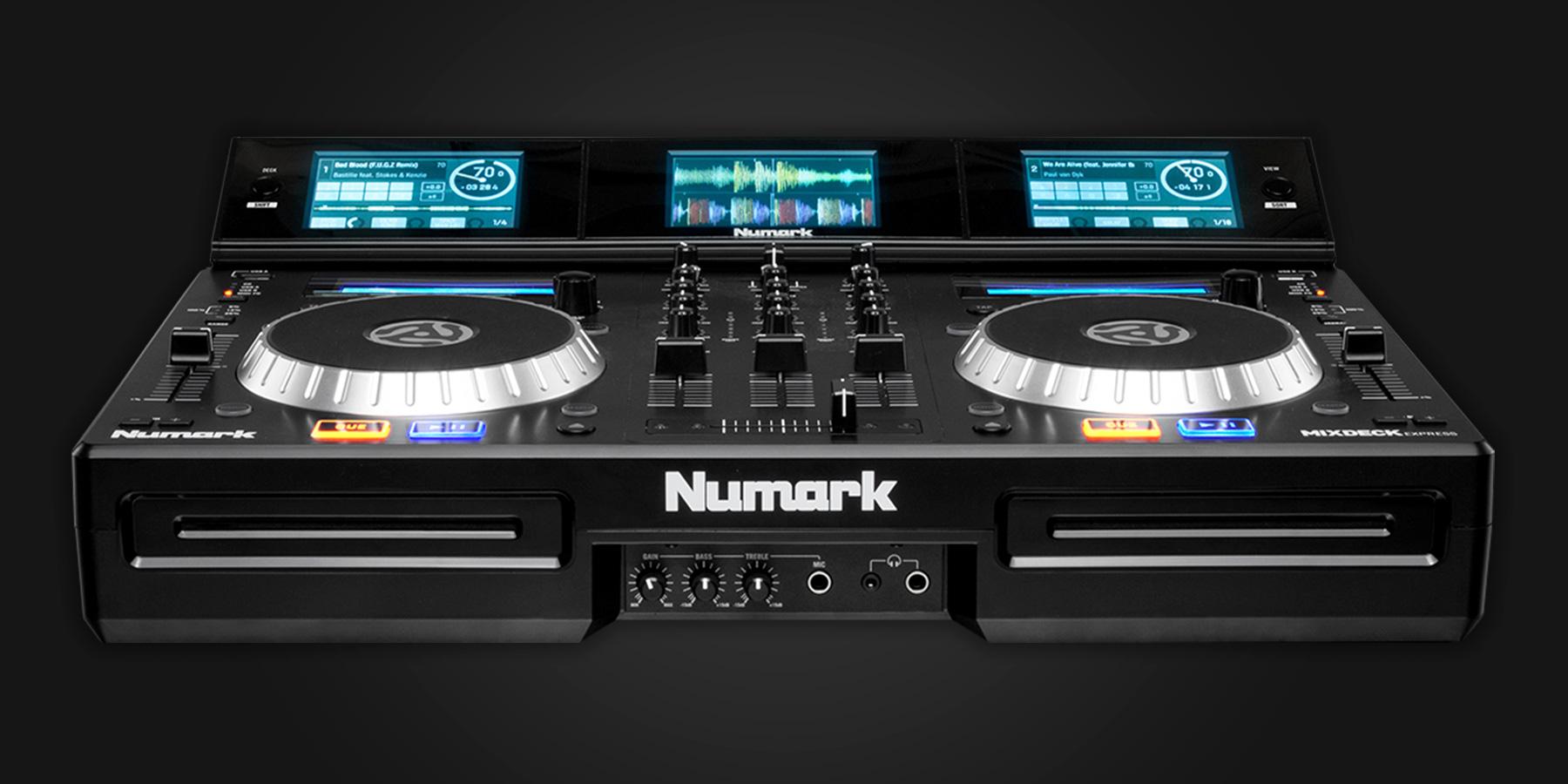 Numark Dashboard Serato Dj Hardware