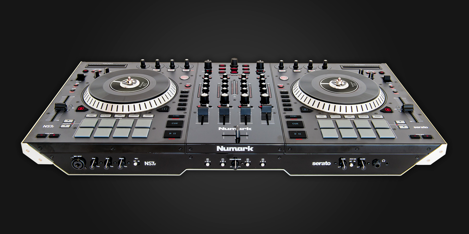 Numark NS7 II - Serato DJ Hardware