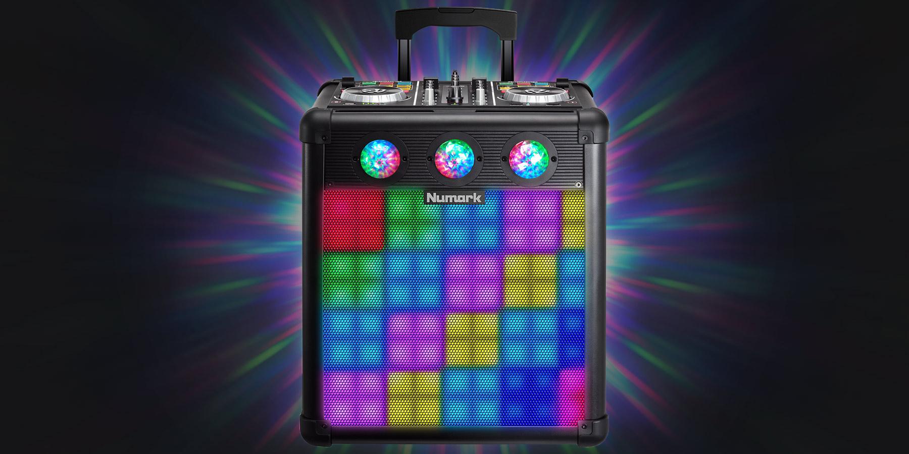 Numark Party Mix Pro Serato Dj Hardware