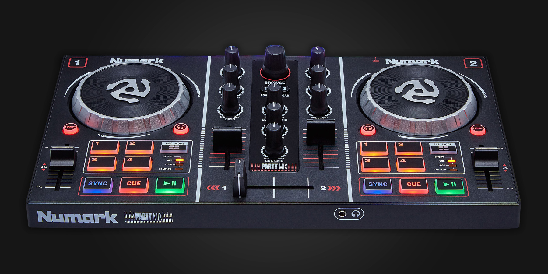 Numark Party Mix - Serato DJ Hardware