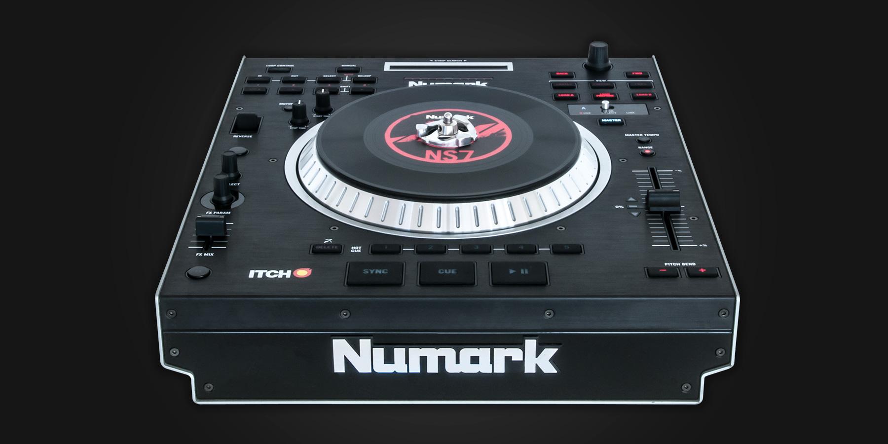 numark v7 vinyl