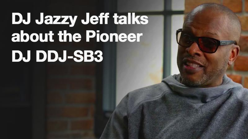 Pioneer DJ DDJ SB3 - Serato DJ Hardware