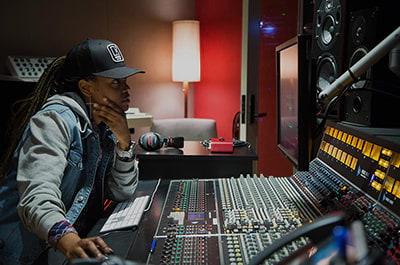 Music Production hero