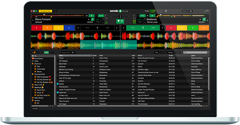 Serato DJ Lite - Free DJ Software - Download