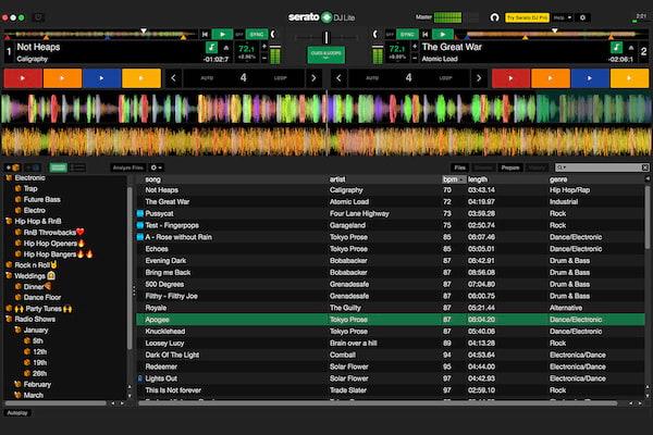 serato dj software free download