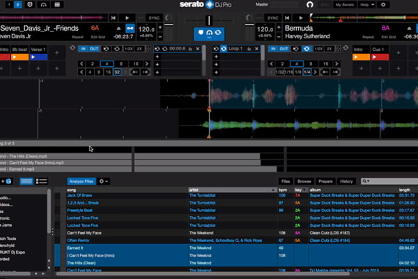 Serato DJ Pro Tutorials - DJ Software - Walkthrough