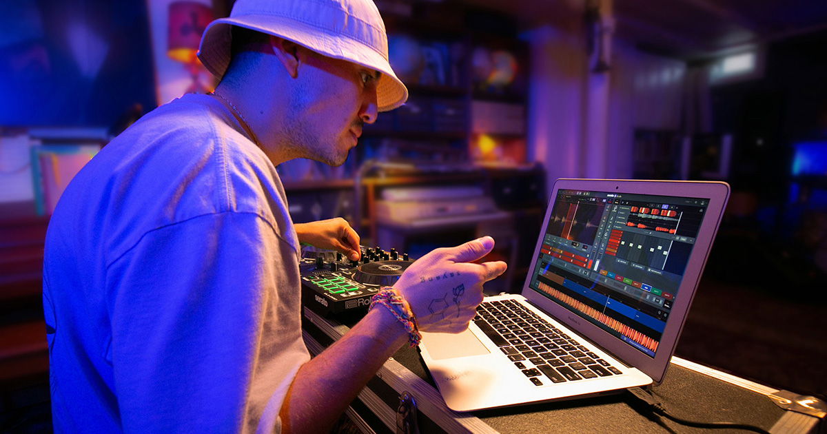 Serato Studio - The Ultimate Beat Maker