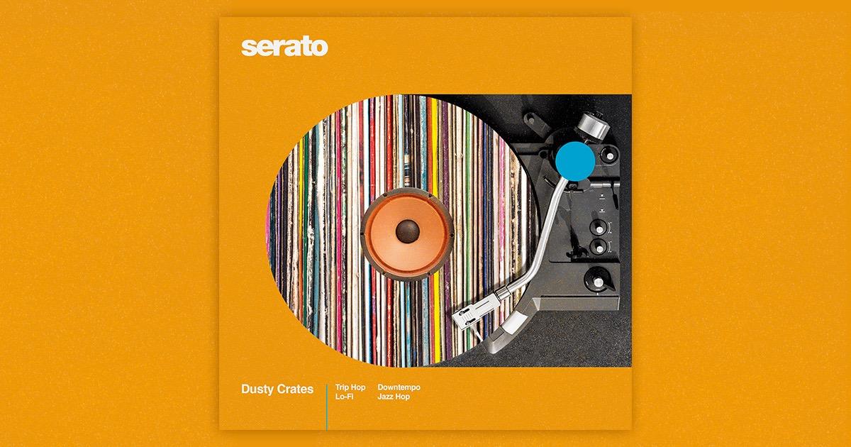Serato Studio Sound Packs Dusty Crates