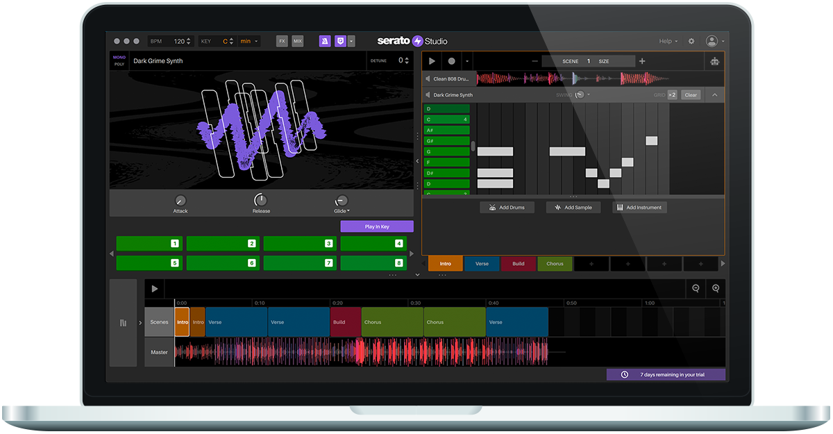 Serato Studio - The Ultimate Beat Maker